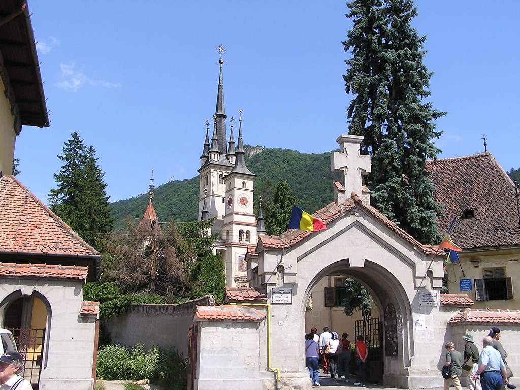Iglesia de San Nicolas Brasov Rumania 14