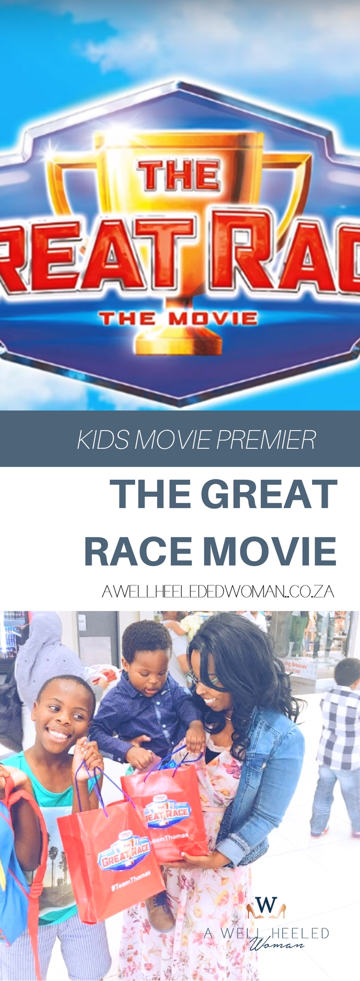 Premier of the Thomas Great Race Movie