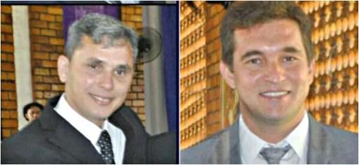 Tucano reeleito é o favorito para presidência da Câmara de Vereadores de Mojuí, Izailton e Marco