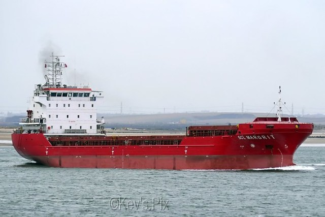 Ships on the Tees-SCL Margrit-1