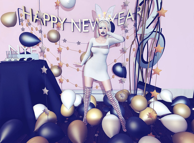 Happy New Year Second Life!