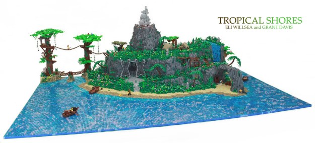 Collab: Tropical Shores