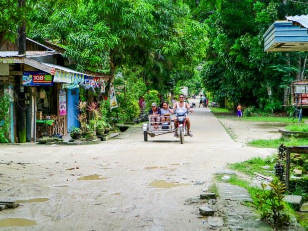 Visitar Port Barton, Filipinas
