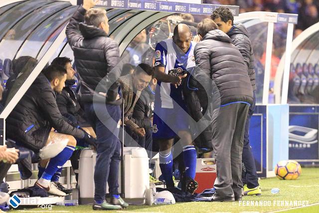 Liga Santander. RC Deportivo - Osasuna