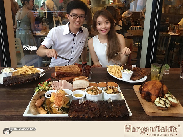 2016 Christmas Dining Morganfields Christmas 2016 Tiffany Yong
