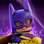 The LEGO Batman Movie Batgirl Poster