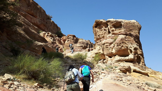 Petra - Jordanië (7)