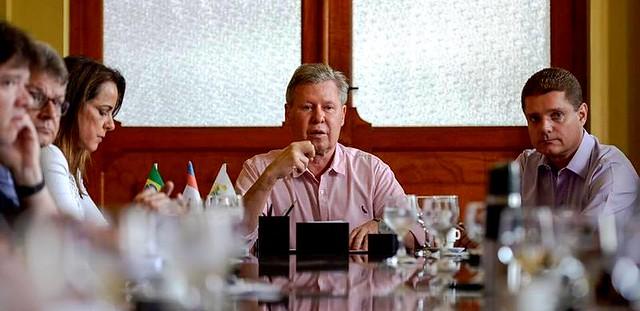 Prefeito anuncia lei que proíbe presídios na área urbana de Manaus, arthur virgílio
