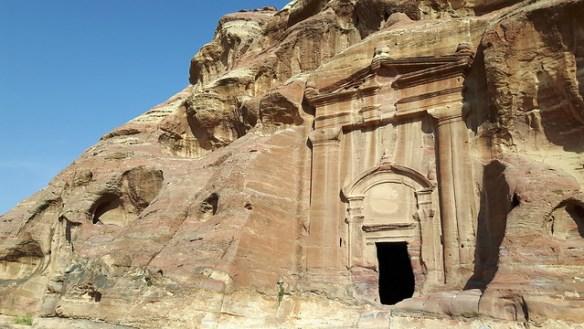Petra - Jordanië (10)