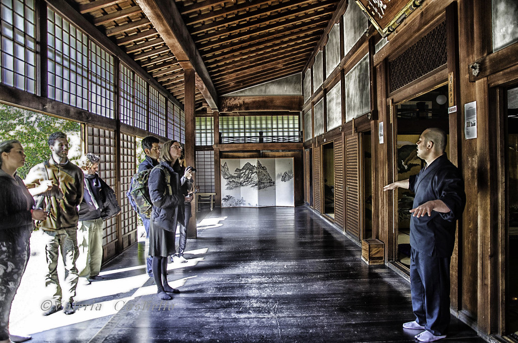 Shunkoin - Temple Lodge, Kyoto
