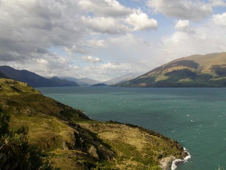 Lake Wanaka, South Island, New Zealand - the tea break project solo female travel blog