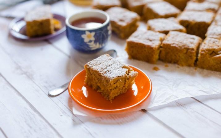 Mango Cardamom Cake