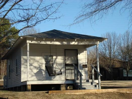 Elvis' Home, Tupelo MS