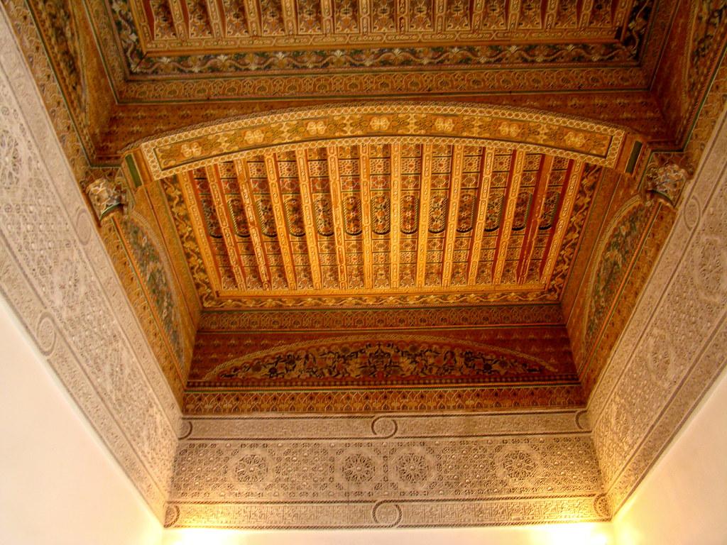 Marruecos Palacio Bahia de Marrakech 18