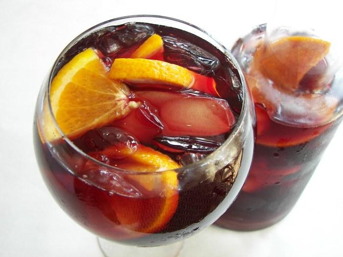 Summer Cocktails Around the World - Sangria
