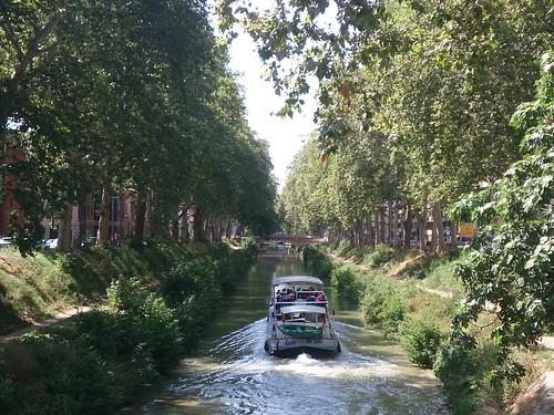 Patrimonio de la Humanidad en Europa y América del Norte. Francia. Canal del Mediodía.