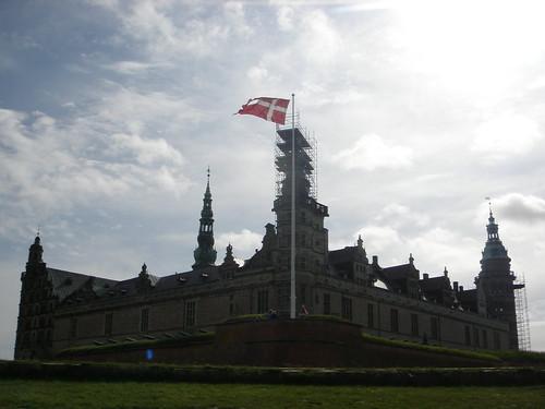 Patrimonio de la Humanidad en Europa y América del Norte. Dinamarca. Castillo de Kronborg.