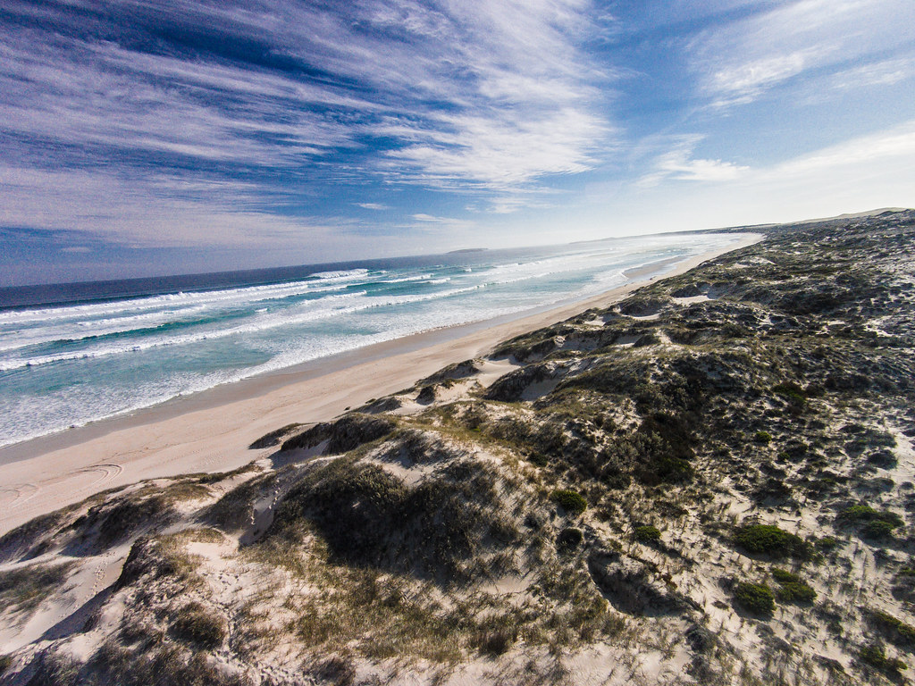 National Parks in Australia: Coffin Bay
