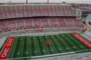 Field View from Press Box