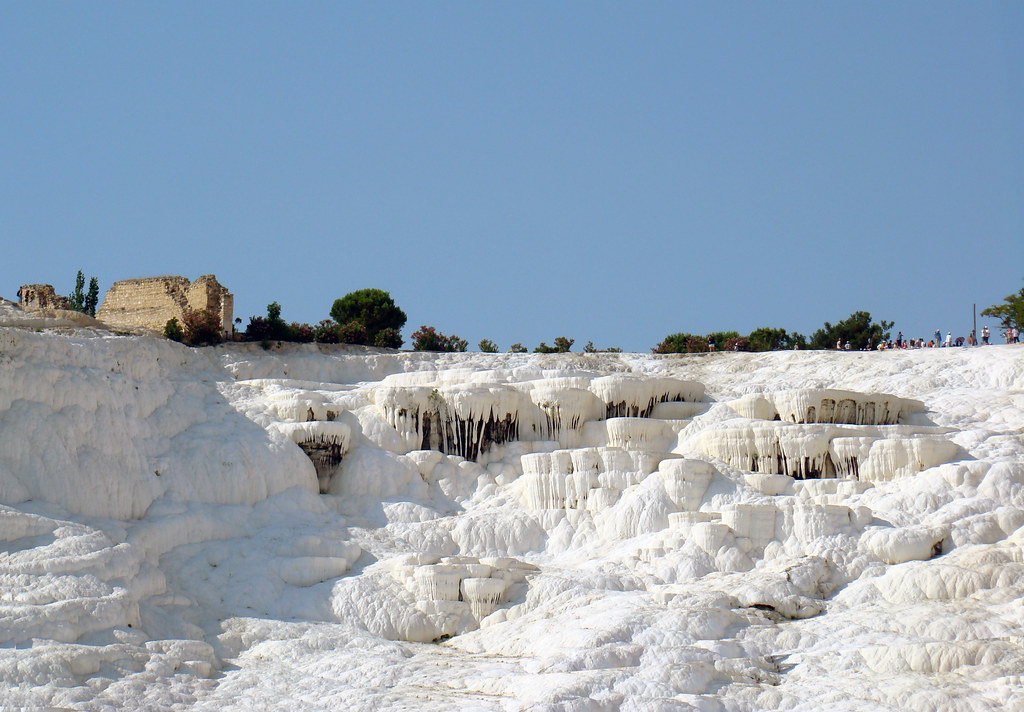 Turquia Pamukkale fuentes de aguas termales 03