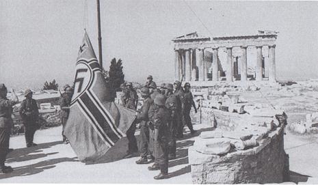 12f17 Wehrmacht en Atenas 1941 Bundesarchiv 1 Uti