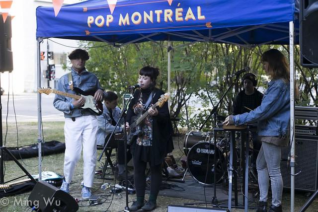 Loon @ Pop Montreal 2016