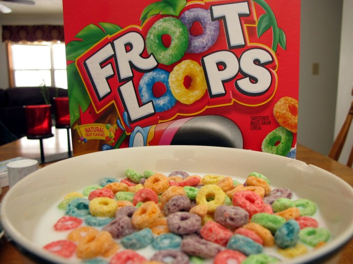 Do you have a Froot Loops deficiency?