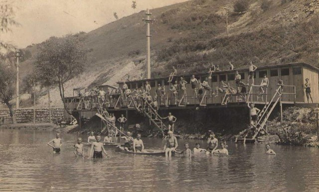 Užičko kupalište 1945/46.