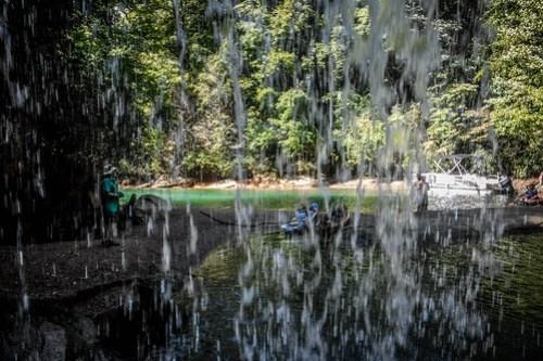 Lake Jocassee with Bennie Waddell-61