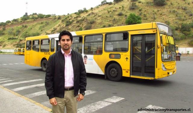 Diego Muñoz Carrasco / Gerente Planificación STP Santiago