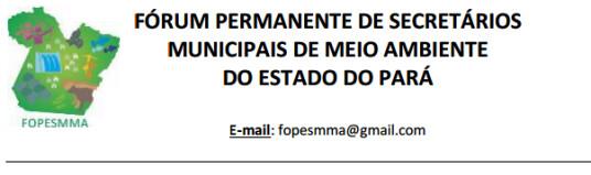 Nota de repúdio ao assassinato do secretário de Meio Ambiente de Altamira, Pesar e Repúdio