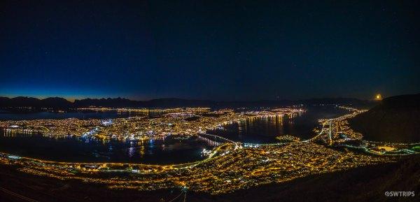 Night View from Fjellheisen - Tromso, Norway.jpg