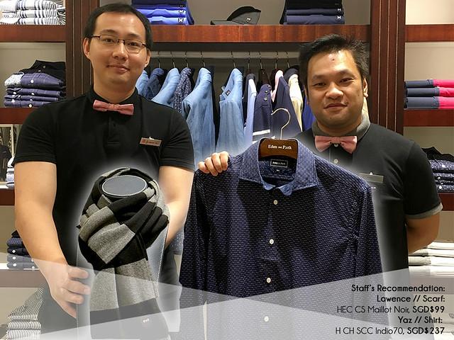 Eden Park Singapore_Staff recommendation