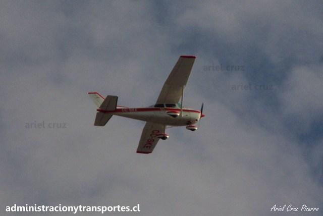 Club Aéreo de Castro   Chiloé   Cessna 172N / CC-SKE