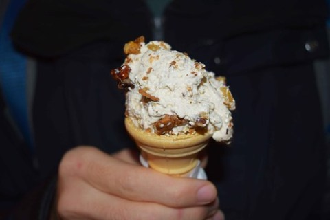 Walnut Ice Cream-Health and Fitness