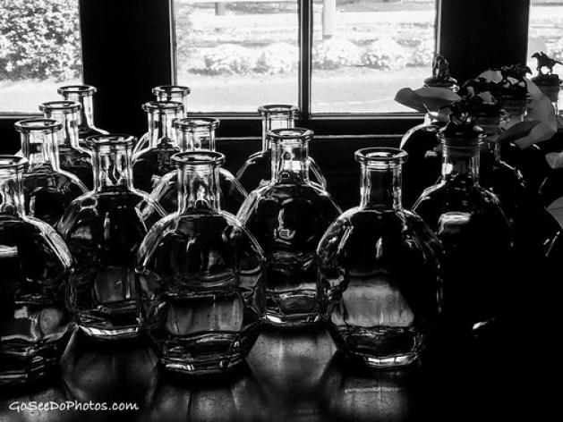 Bottles at Buffalo Trace