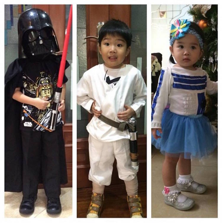 DIY Halloween Costume Mommy Heilyn2