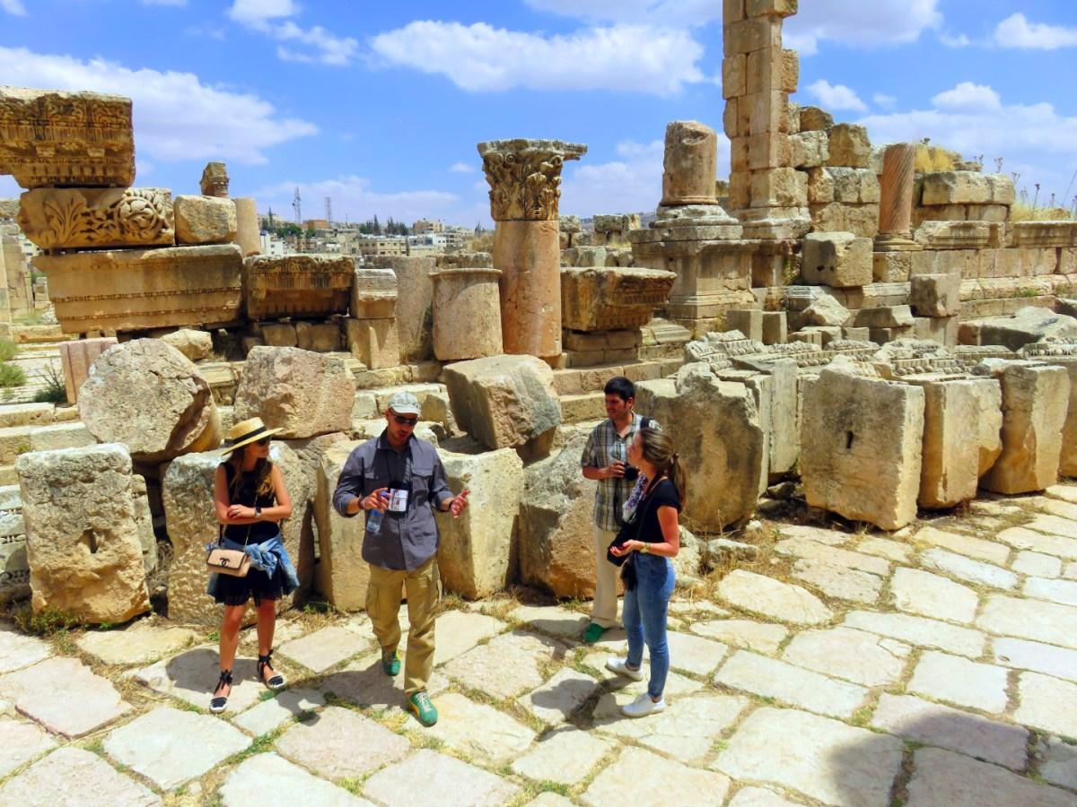 Jerash, la Roma de Jordania/ Jordan - Jerash / Gerasa Jerash, la Roma de Jordania Jerash, la Roma de Jordania 30286692170 07c64b07bc o