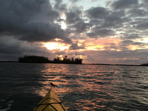 Indian River Sunrise paddling