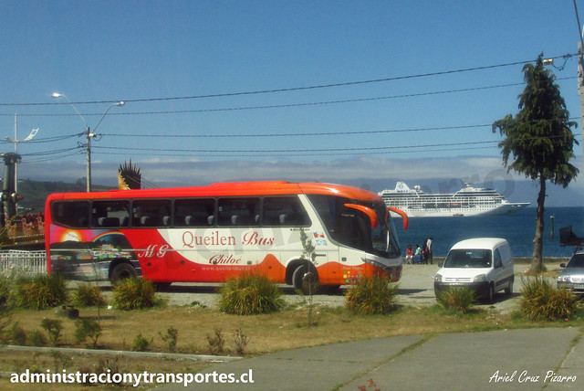 Queilen Bus & Crucero | Puerto Montt