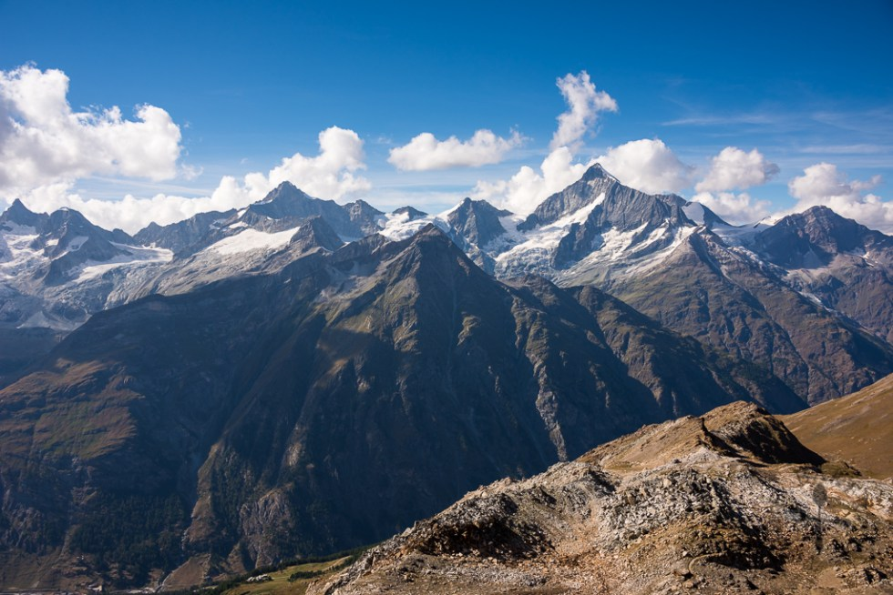 View from Rothorn