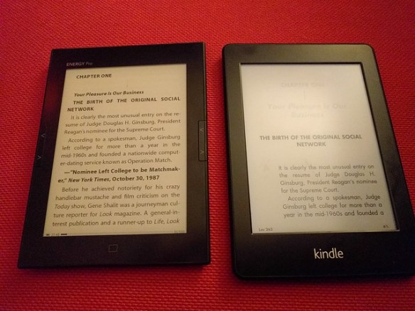 Android eink tablets are a dream reader? | Cubicgarden com