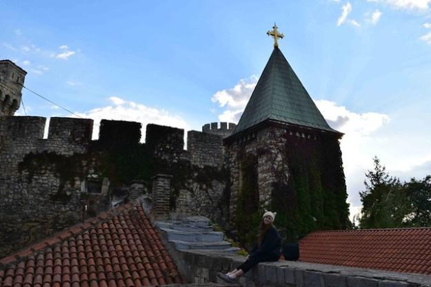 Kalemagden Ruzica Walls