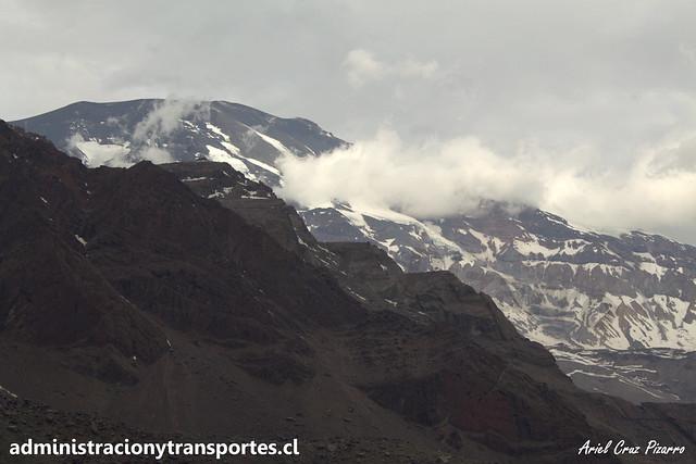 Volcán San José / Cajón del Maipo