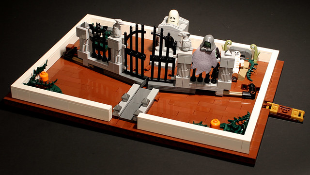 Tales from the LEGO Crypt - Interior
