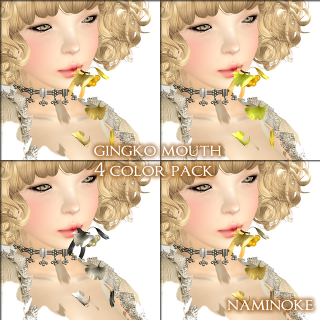 *NAMINOKE*GINGKO mouth GIFT