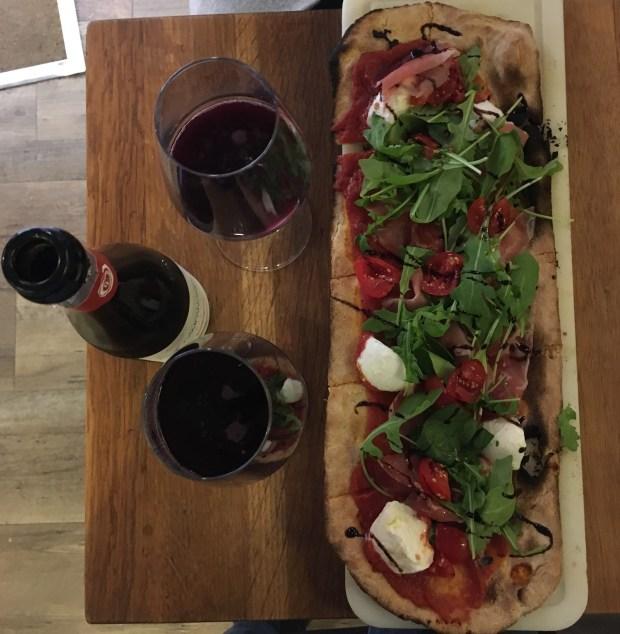 Florence Mangia Pizza