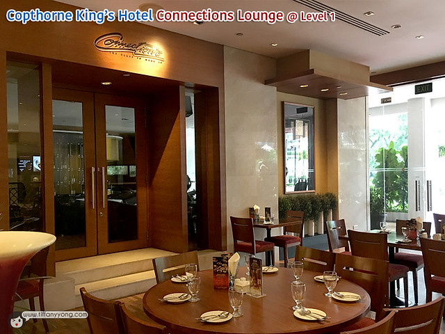 Copthorne Kings Hotel Connections Lounge