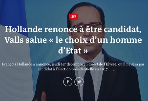 16l01 Hollande se instala en su ataud Valls le clava la estaca del hombre de Estado Uti 485