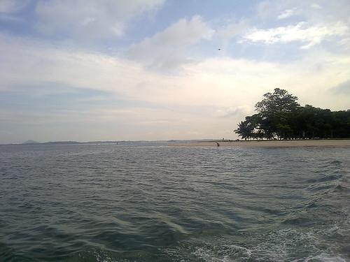 Playas de Singapur: Changi Beach Park.